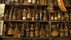 История создания облика стеклобутылки