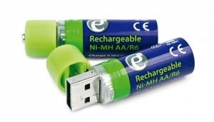 USB-батарейки – универсальная энергия!