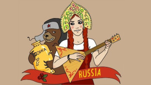 16 странных вещей, которые делают русские