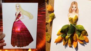 Волшебные платья Эдгара Артиса, на которые можно смотреть вечно…