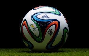 Знаменитый мяч-репортёр Brazuca