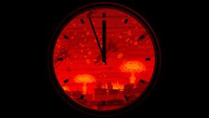 Часы Судного дня застыли на 23:57…