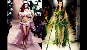Из чего создаются дизайнерские платья?