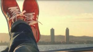 Лоукостер EasyJet создал умные кроссовки с GPS-навигацией