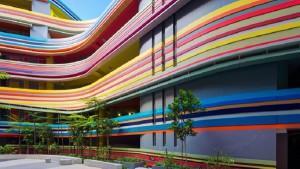 Радужная школа в Сингапуре!