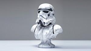 Бюсты героев Star Wars