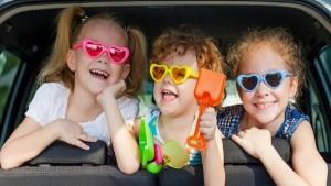Что делать, чтобы ребенок не скучал в дороге?