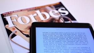 Forbes назвал самых богатых наследников России