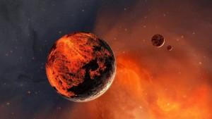 20 загадочных фото Марса