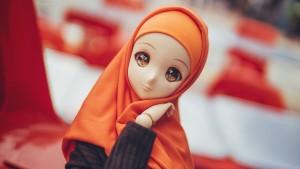 Индонезийская полиция конфисковала секс-куклу, которой поклонялись фермеры