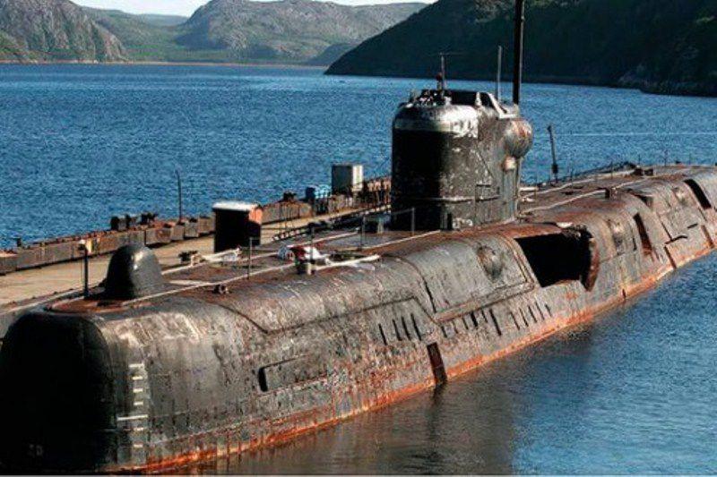 хронология аварий и катастроф подводных лодок