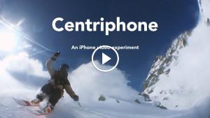 360° съемка самого себя на iPhone