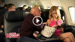 Знакомство в самолёте