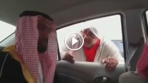 Попрошайка в Дубае