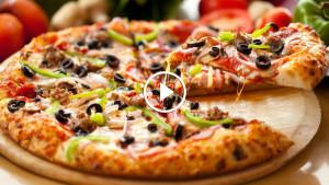 Как приготовить идеальную пиццу