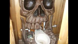 11 самых странных туалетных дизайнов по всему миру.