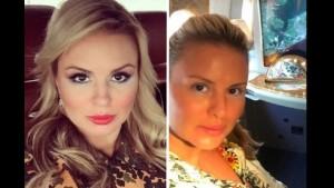 14 знаменитостей без макияжа