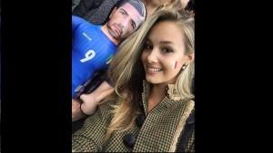 Евро-2016: Горячие фото жен и подруг футболистов
