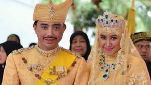 Свадьба, которая похожа на восточную сказку. Все сокровища Аграбы на одной церемонии