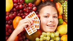 10 необходимых витаминов для женщин