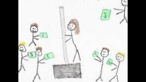 15 уморительных детских рисунков, на которые нужно взглянуть как минимум два раза