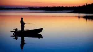Муж на рыбалке, а ты заподозрила что-то неладное?