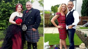 15 семейных пар, которые вместе справились с лишним весом!
