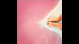 Лучшее в мире место для селфи – Розовая лагуна в Мексике! Увидев, вы не останетесь равнодушными!