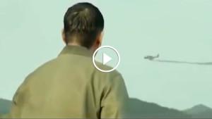 Эпичное Корейское кино: Танк Т 34-85 против американского истребителя Мустанг