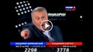Владимир Жириновский против Владимира Бортко!