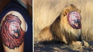 11 фотографий ужасных татуировок и их воплощение в реальной жизни