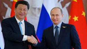 Си Цзиньпин с Путиным решили объединиться!