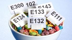 Таблица опасных пищевых добавок с Е-кодом!