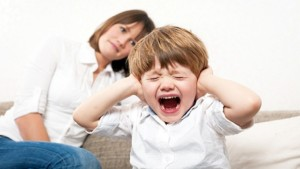 Причины детских капризов и непослушания
