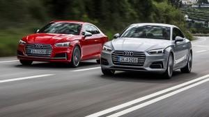 Тест новой Audi A5 Coupe, за и против