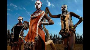 На Севере Бразилии найдено племя, которое никогда не контактировало с остальным миром (4 фото)