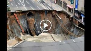 Вот что произошло в Японии в центре города. Просчет строителей оказался провальным…