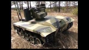 Российские военные испытали новые роботизированные системы охраны объектов