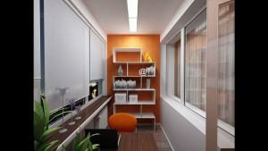 11 идей оформления застекленного балкона