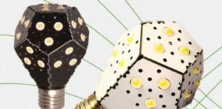 самая энергоэффективная лампочка в мире