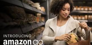Amazon открывает первый в мире супермаркет без кассового обслуживания и очередей