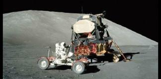 Частная компания навестит место прилунения астронавтов «Аполлона-17»