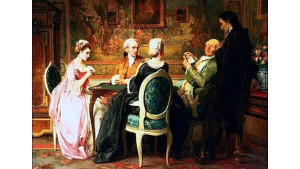 Как князь Александр Галицын жену в карты проиграл (5 фото)