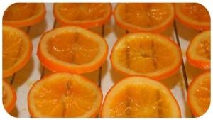 Вкуснятина! Карамелизированные апельсины