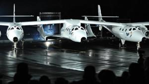 Космоплан VSS Unity успешно завершил первый тестовый полёт