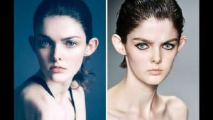 Модели с необычной внешностью (15 фото)