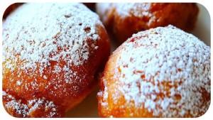 Творожные пончики всего за 10 минут