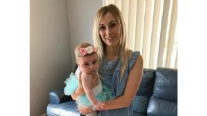 Малышка родилась с органами, вывернутыми наружу. 9 месяцев ее мама боролась изо всех сил…