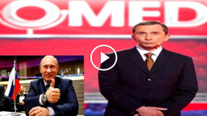 Двойник Путина порвал зал Камеди Клаб