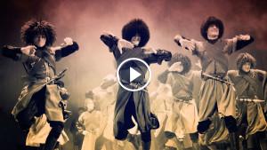 Шедевральный ролик легендарных СУХИШВИЛИ: танец на мосту!